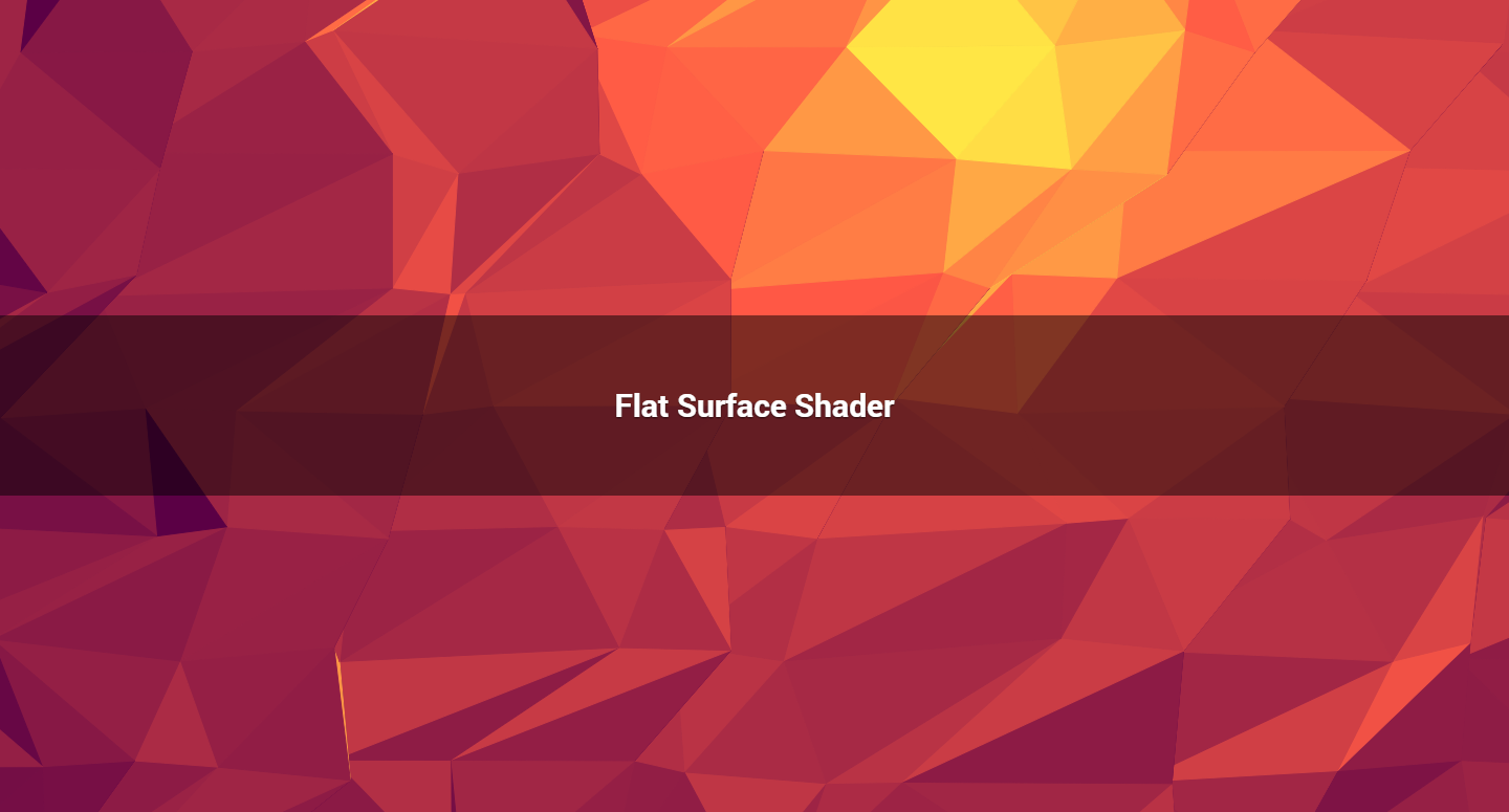 flat-surface-shader-image-sample