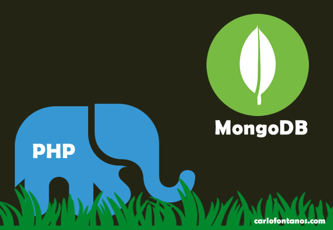 E-commerce with MongoDB and PHP