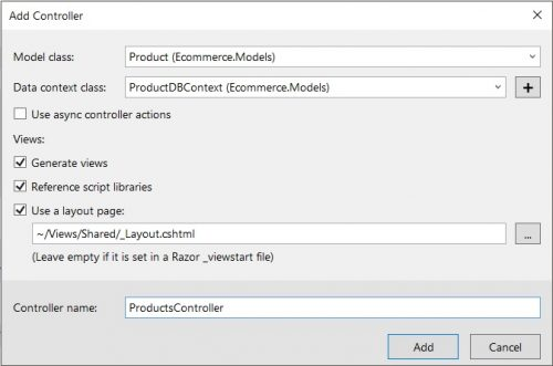 AJAX Pagination with Search and Sort in ASP NET MVC 5 [Tutorial]